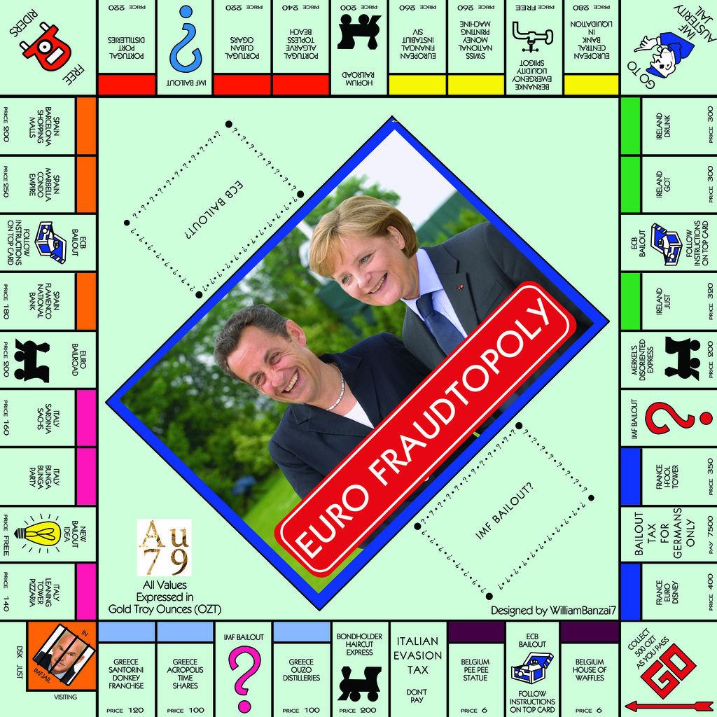 Een nieuw monopoly spel