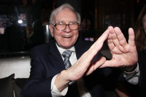 Warren Buffett, CEO Berkshire Hathaway
