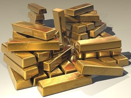 goudbaren, londen
