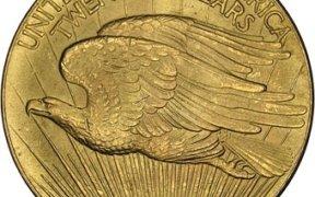 gouden dollar