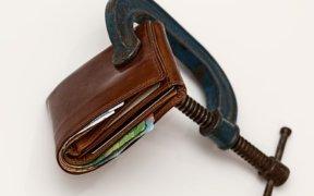 schulden, problemen