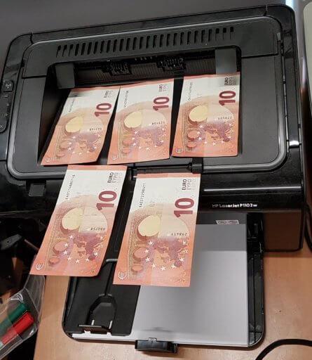 geldcreatie, ecb