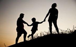 gezin, kinderen