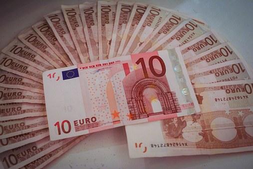 geld, rente