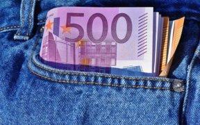 spaargeld, risico