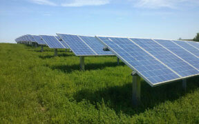 energie opslag, zonnepanelen