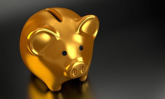 spaargeld, goud