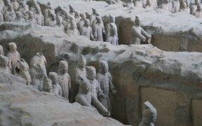 china, slagkracht