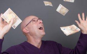 geld, overvloed