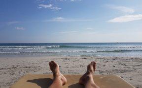 vakantie tijd