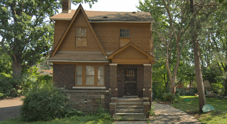 Detroit huizen