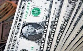 dollar, wisselkoers, beursbox