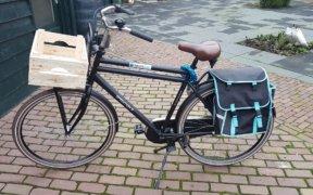 Beursbox fiets