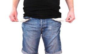 Amerikaanse overheid zonder geld