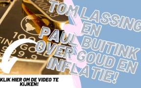 goud en inflatie